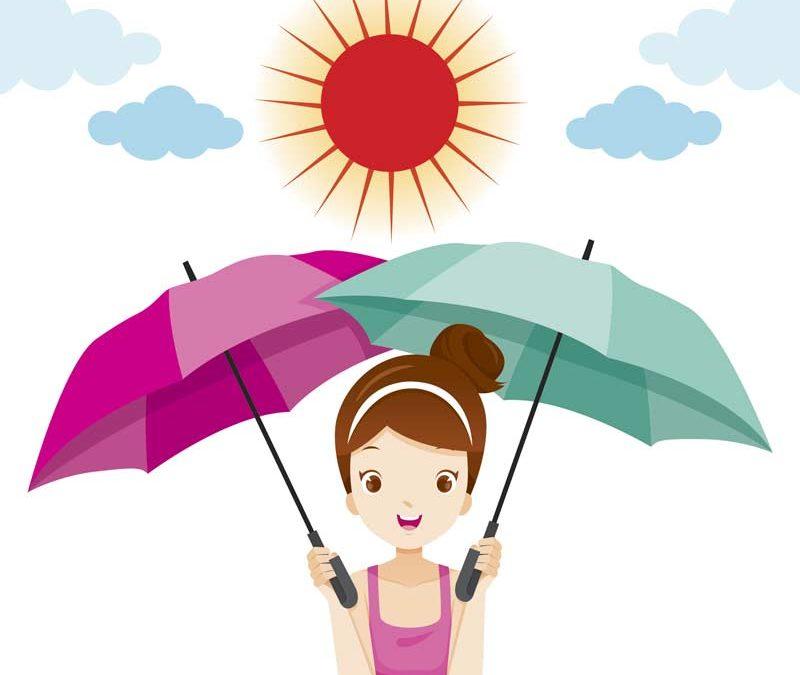 Nauti auringosta turvallisesti